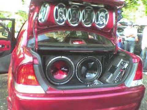 Carros Del Car Audio Cali Youtube