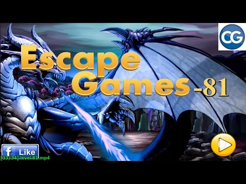 [Walkthrough] 101 New Escape Games - Escape Games 81 - Complete Game