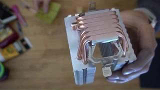 CPU 쿨러 튜닝 2부 폴리싱 영상입니다. 공냉 쿨러에 끝을 봅시다 screenshot 1