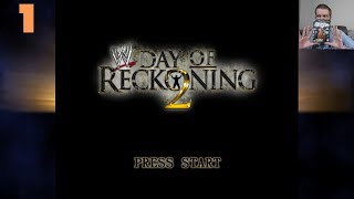 WWE Day of Reckoning 2: Story Mode #1