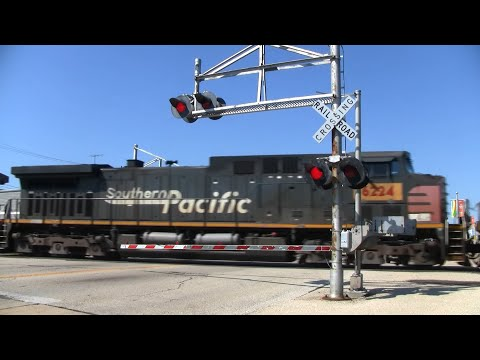 Union Pacific Freight Train - South Milwaukee
