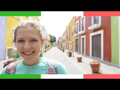 Gringos First Impressions of Puebla, Mexico!
