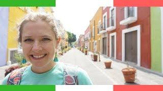 Gringos First Impressions of Puebla, Mexico!