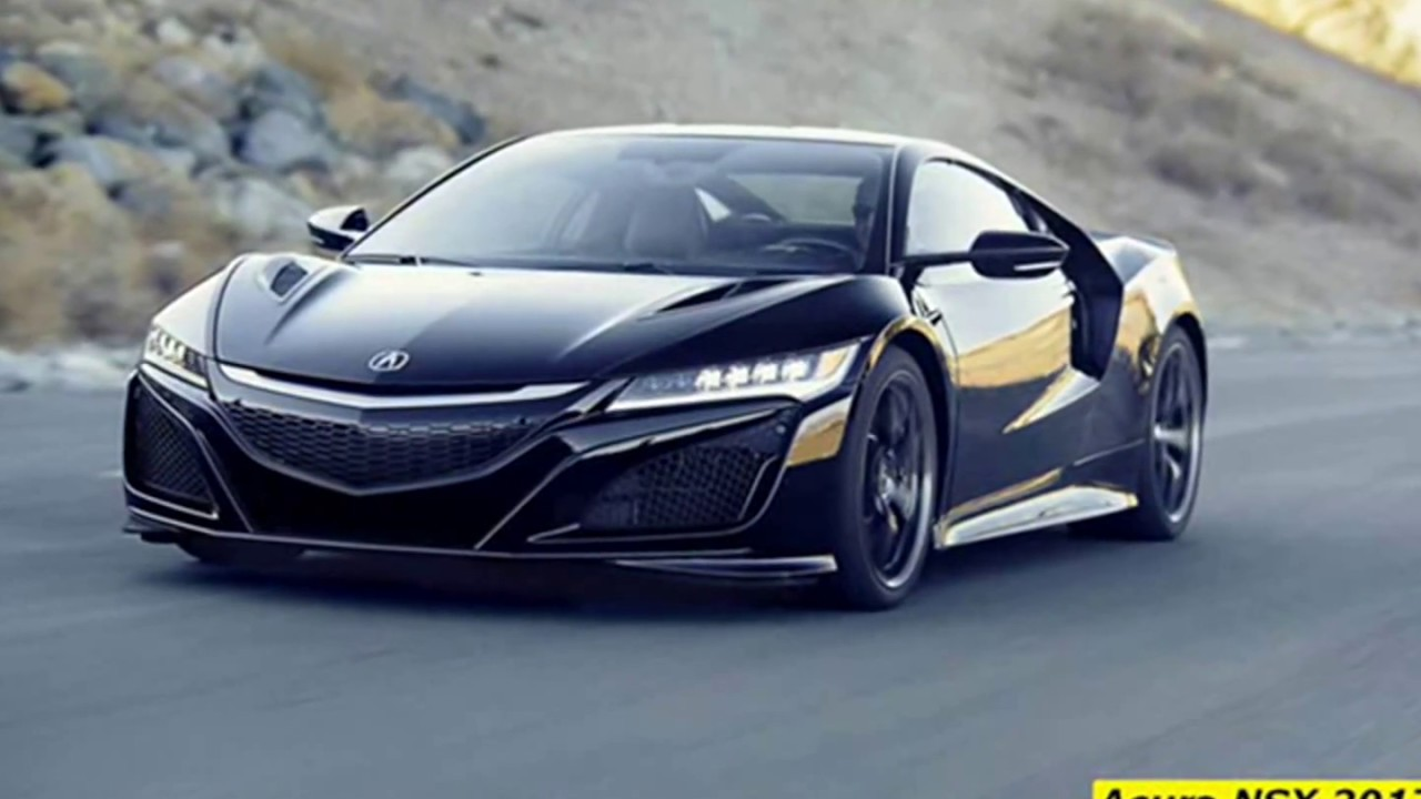 Acura NSX 2019 FULL REVIEW!! - YouTube
