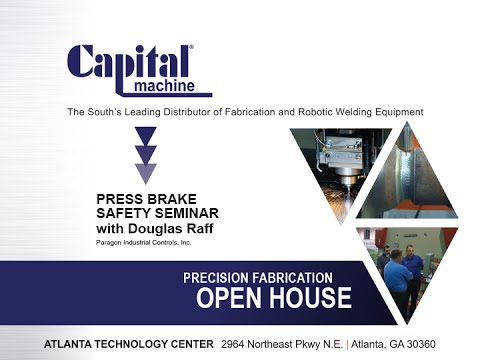Capital Machine Technologies Precision Fabrication Open House