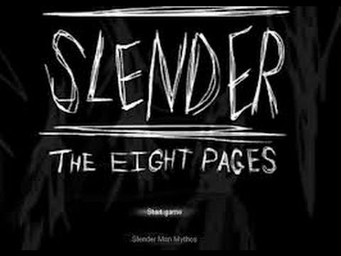 slender the eight pages game mac