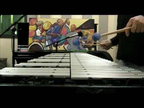 Gary Burton Rare Vibraphone Solo on KNKX