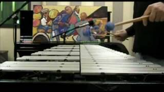 Gary Burton Rare Vibraphone Solo on KPLU