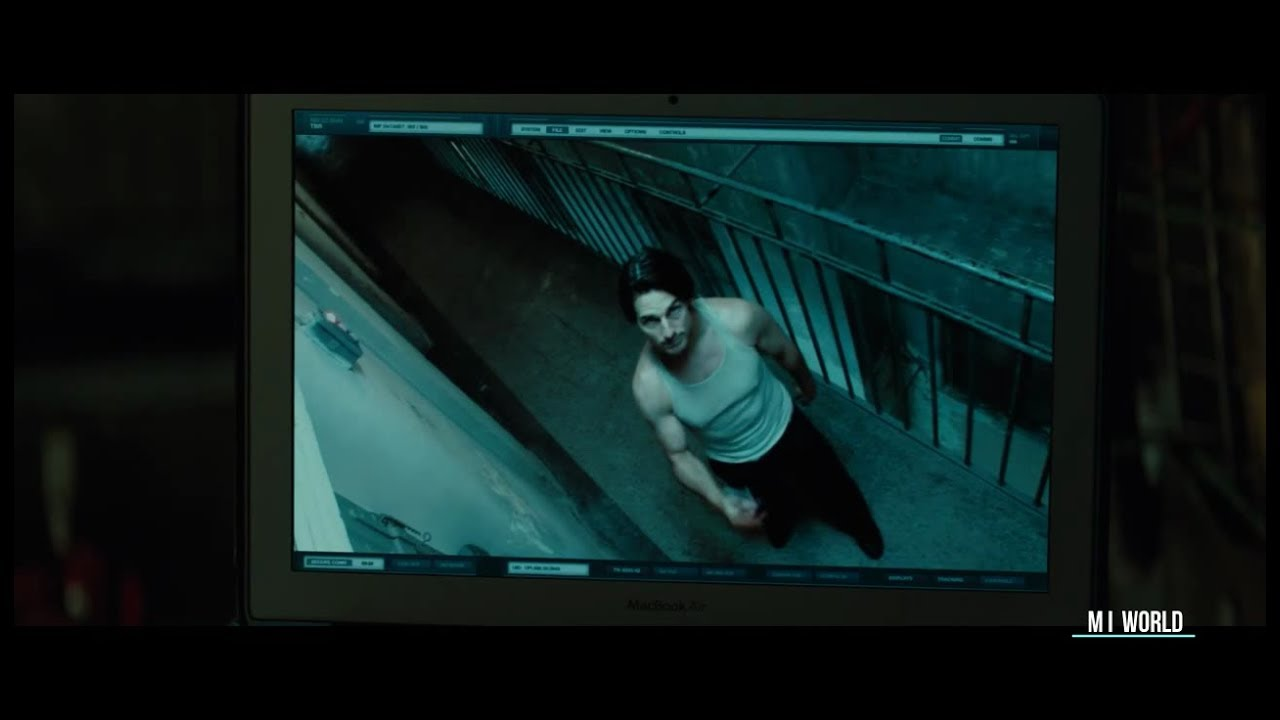 Download Escape from Prison Introduction scene - Mission Impossible 4 Ghost Protocol