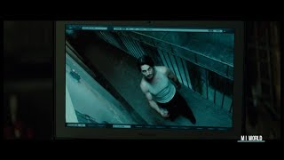 Escape from Prison Introduction scene - Mission Impossible 4 Ghost Protocol