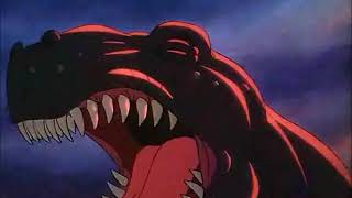 Land Before Time ~ Sharptooth Attacking Part 1