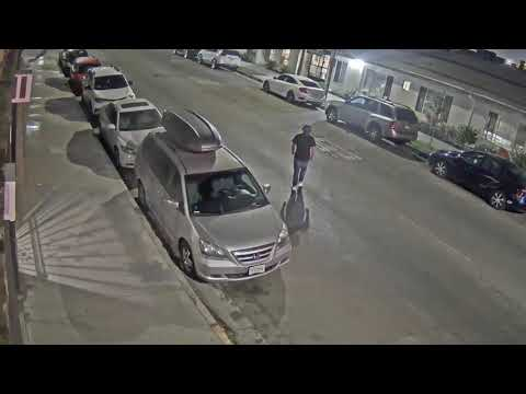 LAPD releases video in east Hollywood-area hit-and-run investigation