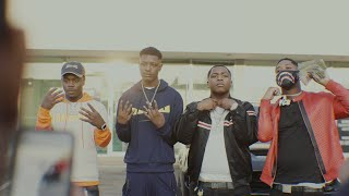 "Real Red ft FastCash Boyz x Big 30 ""Gates to the 8"" (Dir by @Zach_Hurth) (Official Music Video)"