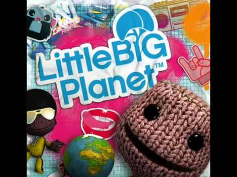 Little Big Planet Theme - 11 The Battle on The Ice