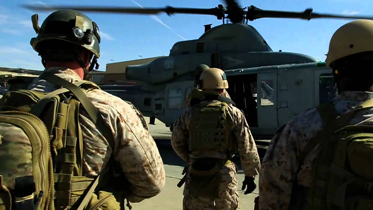 MARSOC - Today will be different - YouTube