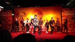 V-shop cover K-POP-Intro MAMA-History EXO-Hello Korea 28 Oct 12