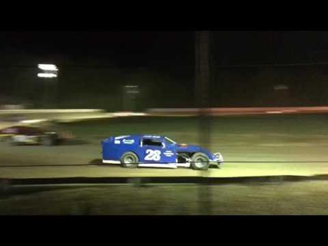 Deerfield Raceway Emod Heat Race 5/20/17
