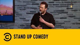 Stand Up Comedy: Fede e Lavoro - Giorgio Montanini - Comedy Central