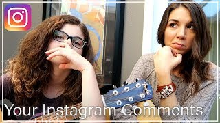 Writing A Using Your Instagram Comments Ft Guitar Dess