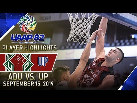 Kobe Paras ERUPTS for 20 points in his first UAAP game | UAAP 82 MB