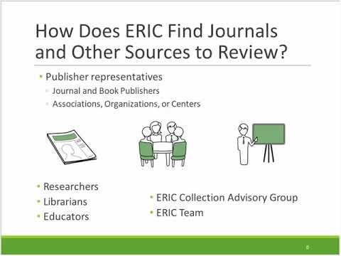 The ERIC Source Review and Selection Process