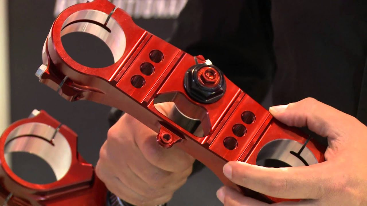 MXTV Product Feature - Xtrig ROCS Triple Clamp