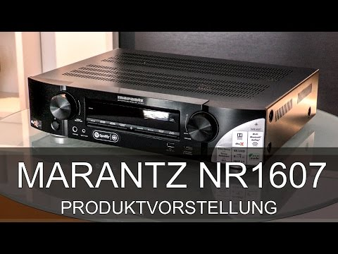 Marantz AV-Receiver NR1607 - Thomas Electronic Online Shop - NR-1607