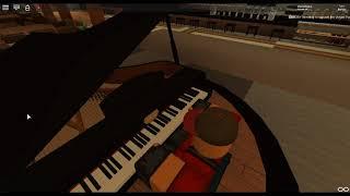 Dear You - Higurashi no Naku Koro ni par: Dai sur un piano ROBLOX.