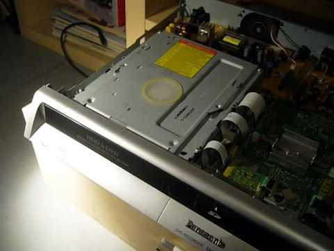 Panasonic DMR-EH55 DVD drive problems!