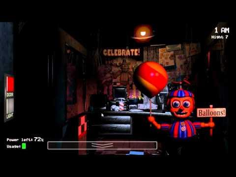 Balloon Boy in FNaF 1