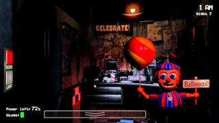 - Balloon Boy in FNaF 1