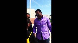 "Lamman Rucker ""You Are The Master"" Part 1"