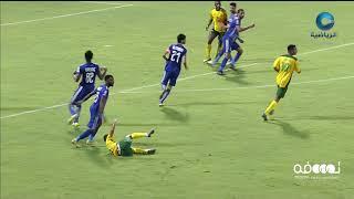 توووفه | كأس جلالة السلطان المعظم الدور الـ 32 أهداف مباراة السيب 2 × 1 النصر