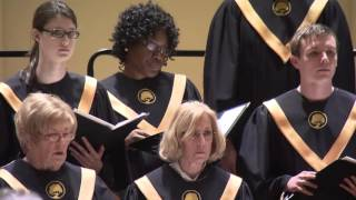 Community College Choral Festival 11/04/2015