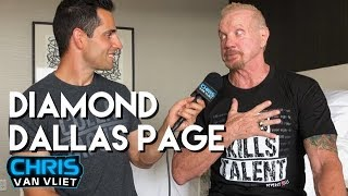 DDP does a great Dusty Rhodes impression, ALL IN, Cody Rhodes, Jake The Snake, DDP Yoga