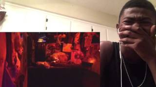 Kevin Hart and Jimmy Fallon haunted house REACTION!!!!😂😂😂😂