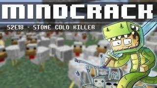 Minecraft: Mindcrack S2E18 - Stone Cold Killer