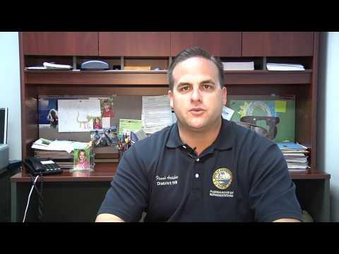 """Rep. Frank Artiles Vlog """"Farm Share"""""""