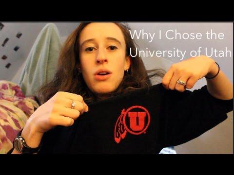 Why I Chose the University of Utah | tss6295