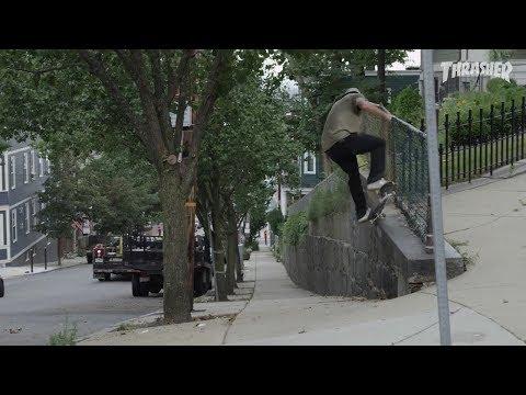 PJ LADD | NEW BALANCE: TRICOLOR REMIX