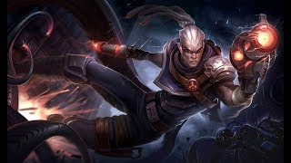Hired Gun Lucian gameplay without commentary- Road to Platinium
