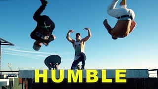 HUMBLE - Kenrick Lamar ft Skrillex DANCE || ft Matt Steffanina