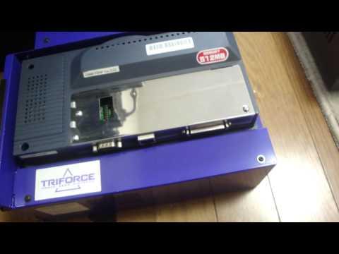 Sega,Nintendo, Namco Triforce Ver. 1 Arcade Hardware With Dimm And Chuuka Taisen