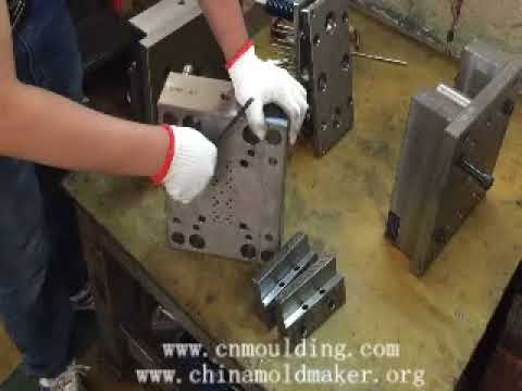 Plastic Injection Mold Assembly Process Cnmoulding® (China)