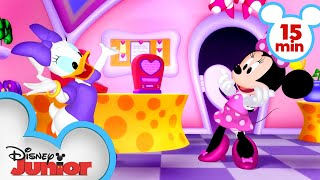 Bow-Toons Compilation! Part 3 | Minnie's Bow-Toons | Disney Junior