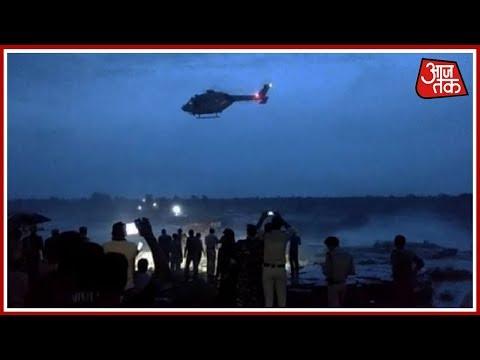 Shivpuri के सुल्तानगढ में पवित्रा नदी की धार में फसे 30 लोग ! खबरदार
