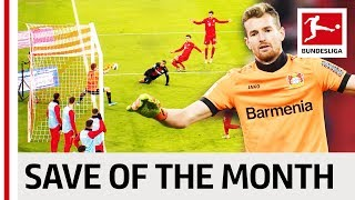 Save Of The Month: The winner is…