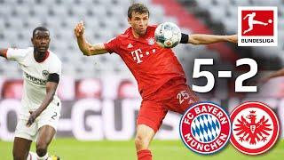 FC Bayern München vs. Eintrach…