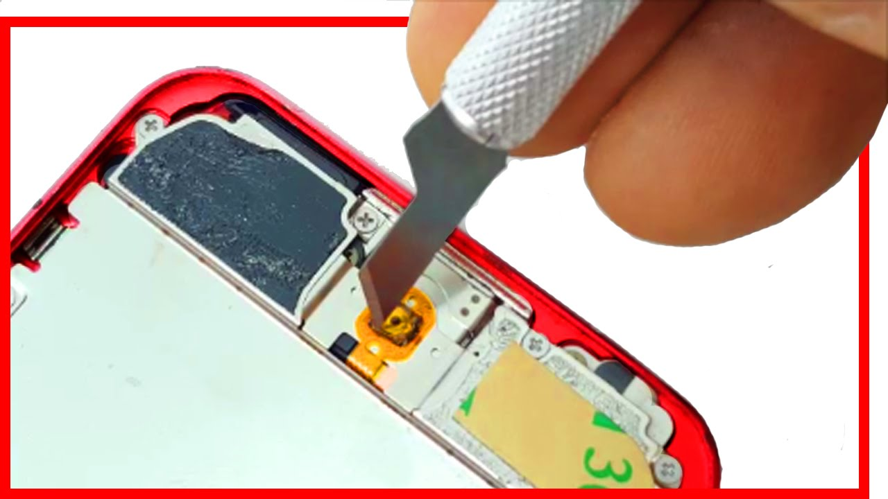 hight resolution of ipod touch 5th home button flex cable replacement trick 5 min youtube