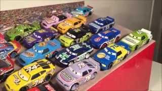 36 Disney Pixar Cars Motor Speedway Of The South set racers MSOTS